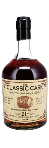 1983 Hirsch Selection Rye Whiskey 21 Year Old 750ml