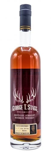 2019 George T Stagg Bourbon Whiskey 750ml