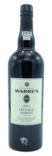 2011 Warre's Vintage Port 750ml