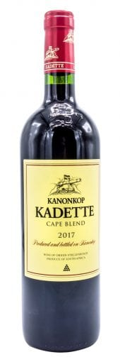 2017 Kanonkop Red Kadette 750ml
