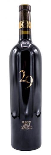 2015 Vineyard 29 Can Estate 750ml