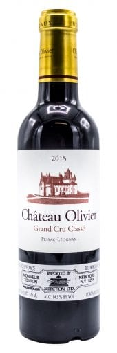 2015 Chateau Olivier 375ml