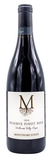 2016 Montinore Estate Pinot Noir Reserve 750ml