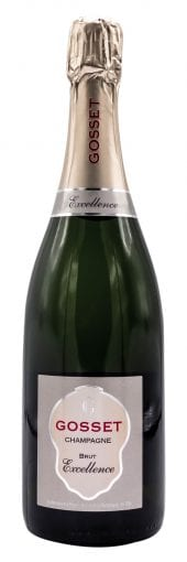 NV Gosset Champagne Brut, Excellence 750ml