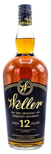 W.L. Weller Bourbon Whiskey 12 Year Old 1L