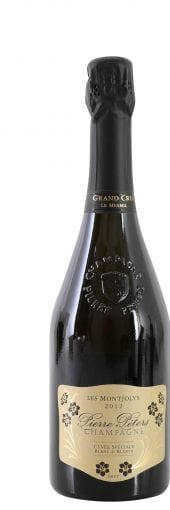 2012 Pierre Peters Vintage Champagne Montjolys 750ml