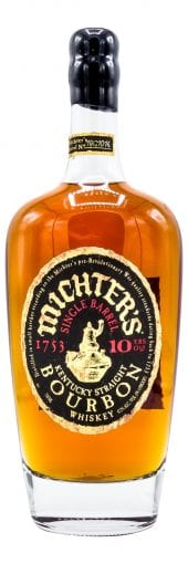 Michter's Bourbon Whiskey 10 Year Old 750ml