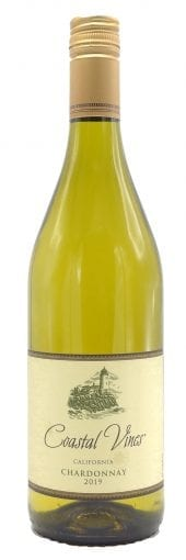 2019 Coastal Vines Chardonnay 750ml