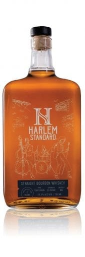 Harlem Standard Bourbon Whiskey 750ml