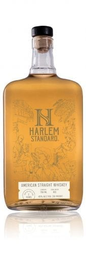 Harlem Standard Straight American Whiskey 750ml