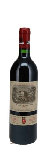 1989 Chateau Lafite Rothschild 750ml