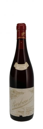 1964 G. Mascarello Barbaresco Riserva 750ml