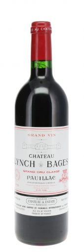 1996 Chateau Lynch Bages 750ml