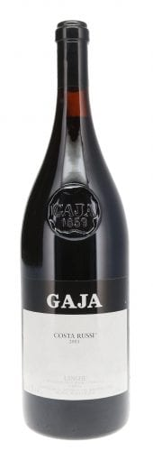 2001 Gaja Barbaresco Costa Russi 1.5L