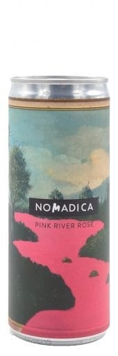 2018 Nomadica Pink River Rose 250ml