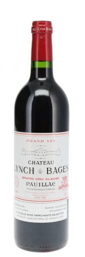 1999 Chateau Lynch Bages 750ml